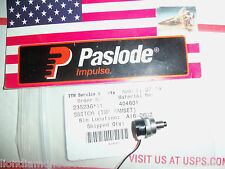 PASLODE Part  # 404601  Head Switch Assembly