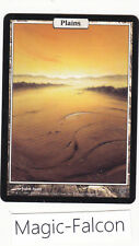 x1 PLAINS Unhinged (Unglued 2) 2004 - Full Art Textless - EX/NM MAGIC MTG★★★★