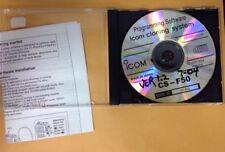 ICOM Programming Software For CS-F50, Rev. 1.20