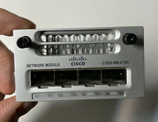 Cisco C3850-NM-4-10G 10Gbps Module For Catalyst 3850/9300
