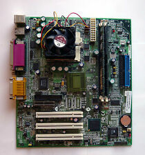 AOpen MX3W PRO mATX Motherboard with Cel 800MHz CPU and 512MB RAM - Test OK!