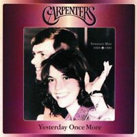 The Carpenters - Yesterday Once More NEW CD