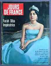 ►JDF 267/1959-FARAH DIBA-DIANE DE FRANCE- EDITH PIAF-ANTONELLA LUALDI-CHAPLIN...