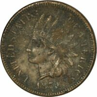 1879 INDIAN CENT XF DETAILS - BETTER DATE ALBUM COIN! -AA565UTSH2