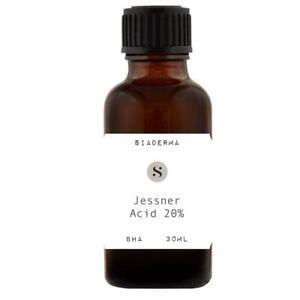 Jessner's Acid 20% Jessner Face Facial Peel FREE 50ml Neutraliser!