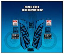 PEGATINAS STICKERS HORQUILLA ROCK SHOX PIKE  AM108 FORK AUFKLEBER DECALS ADESIVI