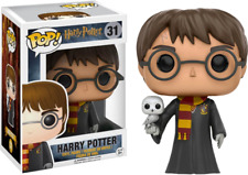 Bdam3 Funko Pop Harry Potter With Hedwig Vinyl Figure Toy Hot Topic 31