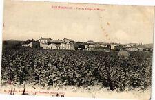CPA Villié Morgon Vue du Village de Morgon (236235)