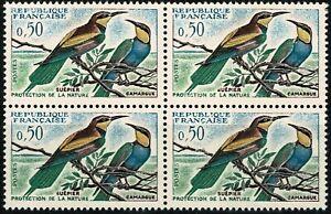 FRANCE 1960 Bloc de 4 YT n° 1276 Neuf ★★ luxe / MNH