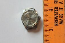 Vintage Mechanical Princeton watch antimagnetic Swiss movement For Parts