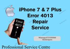 iPhone 7 & 7 Plus rebooting error 4013 repair fix service