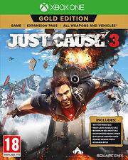 Just Cause 3 Gold Edition - XBOX ONE ITA - NUOVO/SIGILLATO [XONE0416]