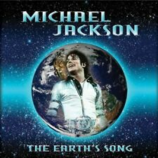 Michael Jackson    The Earth's song   Brand new and sealed