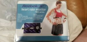 Reebok Fitness Heart Rate Monitor 900 Series with Accessories NOS