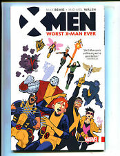 X-MEN: WORST X-MAN EVER! TPB (8.0) 1st PRINTING