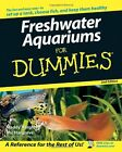 Freshwater Aquariums For Dummies New Paperback Book Maddy Hargrove, Mic Hargrove