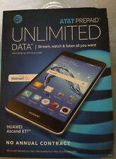 "New Sealed AT&T Huawei Ascend xt2 4G LTE 16GB 5.5"" Prepaid Smartphone"