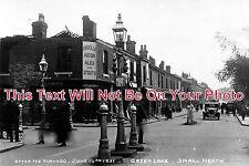 WA 20 - After The Tornado, Green Lane, Small Heath, Birmingham, Warwickshire