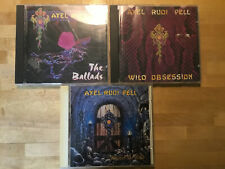Axel Rudi Pell [3 CD Alben] The Ballads + Wild Obsession + Between the Walls