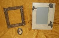 Nice Lot of 3 Picture Frames - 3 Sizes