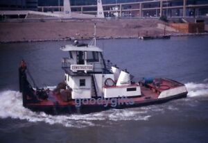 Vintage Color Slides: Tow Boats Tugs of the Ohio Allegheny & Monongahela Rivers