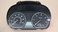 BMW 1 Series E81 E82 E87 E88 Speedo Clocks Instrument Cluster Diesel 9187047