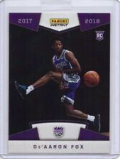 2017-18 Panini Instant NBA #14 De'Aaron Fox Rookie Card Kings - Only 303 made!