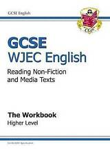 GCSE English WJEC Reading Non-Fiction Texts Workbook - Higher (A*-G Course) by C