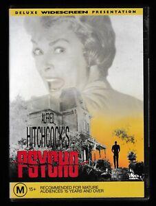 Psycho - DVD / Widescreen / Region 4