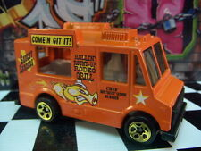 HOT WHEELS ICE CREAM TRUCK LOOSE 1:64 SCALE