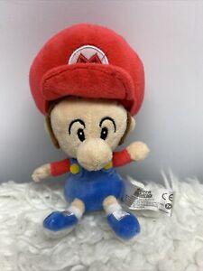 """Nintendo Super Mario 2012 -6"""" Plush"""
