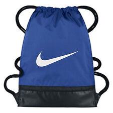 Sacs bleus Nike en polyester pour homme
