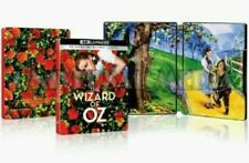 The Wizard Of Oz 4K Ultra HD Steelbook And Blu-ray Free Delivery!