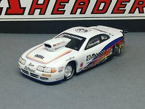 "NHRA Limited Edition Collectible Darrell Alderman 97 Dodge Avenger ""PRO-STOCK"""