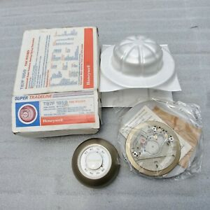 HONEYWELL T87F 1859 Round Heat-Cool Mercury THERMOSTAT (Replaces T26A & T87C)