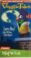 VeggieTales - Larryboy & The Fib from Outer Space (VHS)