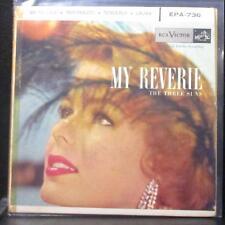 "The Three Suns - My Reverie EP 7"" VG+ Vinyl 45 RCA EPA-736 USA 1956"