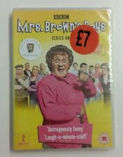 Mrs Brown's Boys - Series 1 - Brand New and Sealed DVD - 2 Discs - Region 2