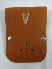 Pontiac Indy 500 Pit Badge Belt Holder Indy Fiero 20th Anniversary Trans Am