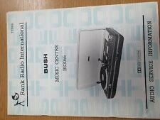 Vintage Manual BUSH BS3055