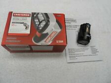Craftsman Nextec 12-V Lithium-Ion Compact Work Light - p/n 14298 (bonus battery)