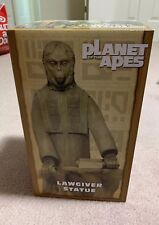 Planet of the Apes Lawgiver Statue Limited Figure And 4K War For The POTA.
