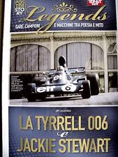 Poster Story LEGENDS - Tyrrell 006 & Jackie Stewart  [AS3] -126