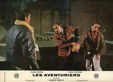 LINO VENTURA ALAIN DELON LES AVENTURIERS 1967 PHOTO D'EXPLOITATION ORIGINALE #5
