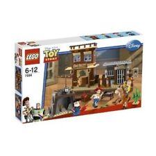 LEGO disney Toy Story (7594) WOODY'S ROUNDUP stinky pete jesse bullseye NEW