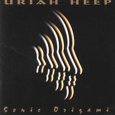 Uriah Heep - Sonic Origami (CD, Sep-1998, Eagle Rock/Eagle) Limited Edition