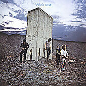 The Who : Who's Next (remastered) Rock 1 Disc CD