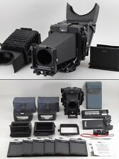 N.Mint++ Horseman 45FA 4x5 Large Format Camera, 3 type Finder, Etc fromJapan#r29