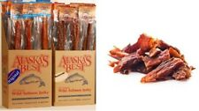 Alaska's Original King Salmon Jerky - (12) of 1 oz Packs FULL CASE