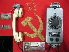 Military Naval Ship's Phone TAS-M 1989 Soviet Russian #1569 USSR GLOW in DARK!